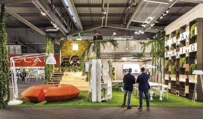 Salon du Meuble à Milan