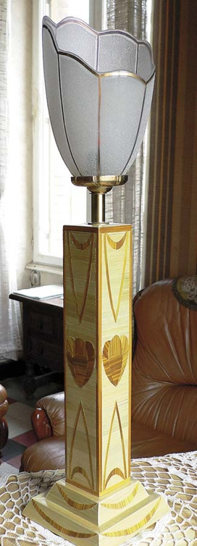 "Lampe ""Coupe"""