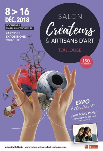 Salon des Artisans d'Art - Toulouse